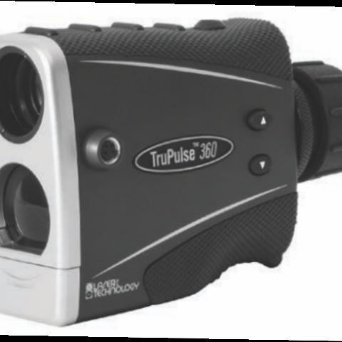 Laser Rangefinder - TruPulse 360 Image